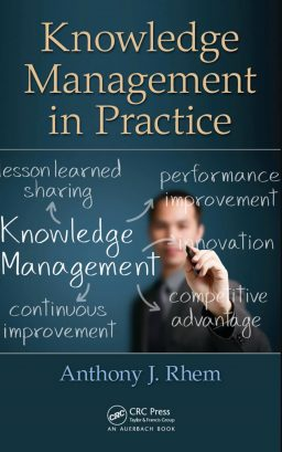 knowledge management in practice book cover