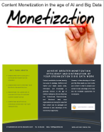 Download the Content Monetization in the Age of AI and Big Data Information Sheet