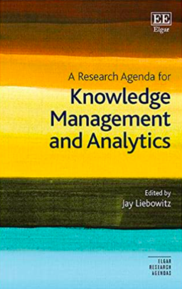 Research Agenda for Knowledge Management and Analytics book cover
